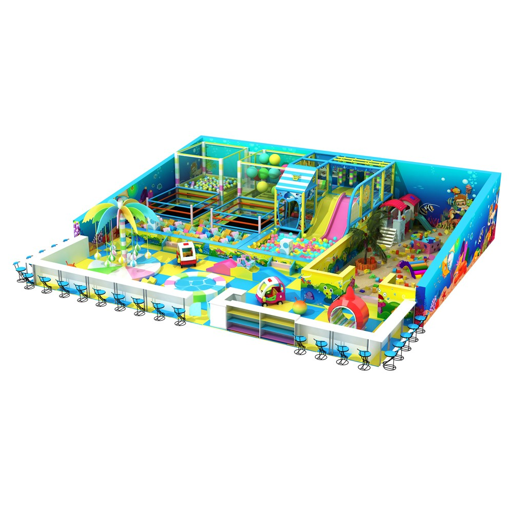 Ocean Theme Import Toys From China Indoor Playground Equipment
