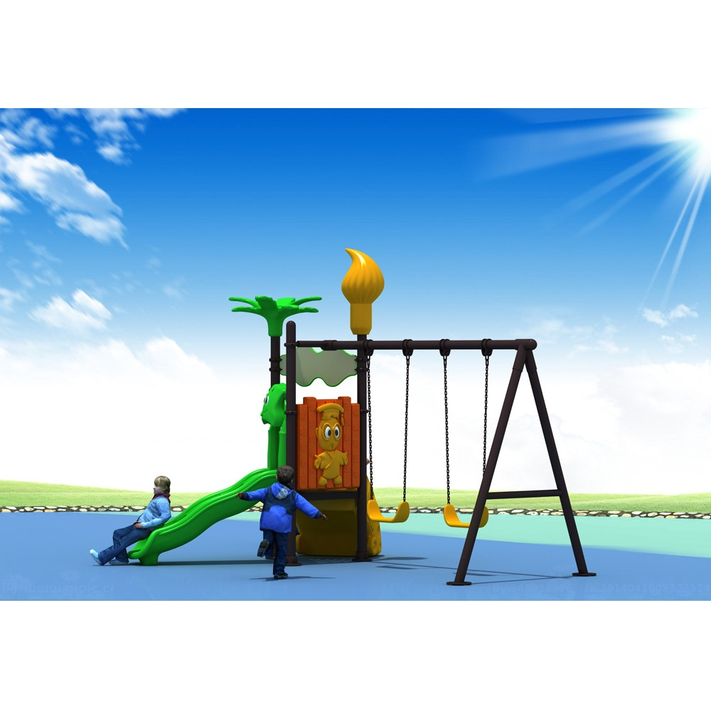 Trade Assurance Approved Kids School Outdoor Playground Equipment