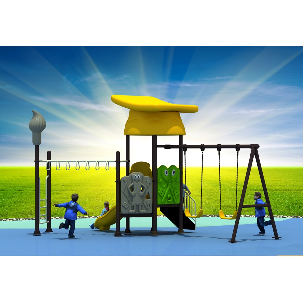 Bright Colorful Multifuctional and Challenging Dream Playground For Sale